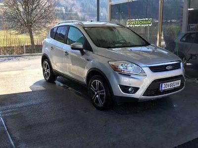 gebraucht Ford Kuga 2.0 tdci SUV / Geländewagen