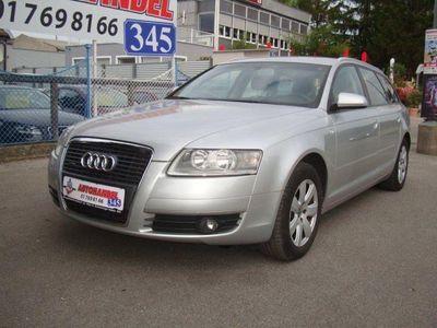 gebraucht Audi A6 Avant 2,8 FSI V6 quattro Tiptronic Kombi / Family Van,