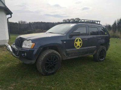 gebraucht Jeep Grand Cherokee 3,0 Laredo CRD