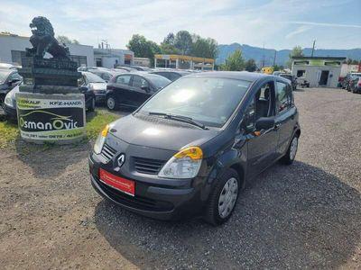 gebraucht Renault Modus Dynamique Komfort 1,6 16V