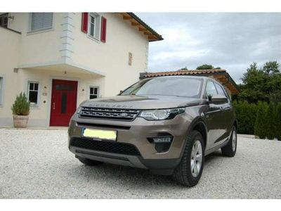 used Land Rover Discovery Sport 2,0 TD4 4WD SE Aut.