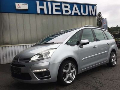 gebraucht Citroën Grand C4 Picasso C4 Picasso HDi 110 Edition Kombi / Family Van