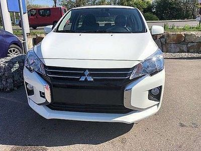gebraucht Mitsubishi Space Star 1,0 MIVEC Inform AS&G Limousine