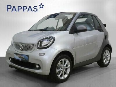 gebraucht Smart ForTwo Cabrio Prime twinamic Aut.