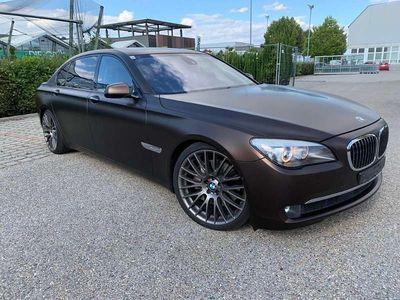gebraucht BMW 750 7er-Reihe i Xdrive Limousine