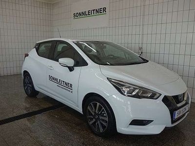used Nissan Micra MicraAcenta 0,9 90PS 5MT