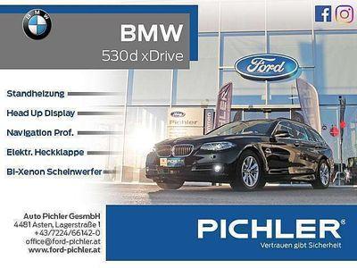 gebraucht BMW 530 d xDrive Ö.-Paket Touring Aut. NAVI-PROFESS./STAND
