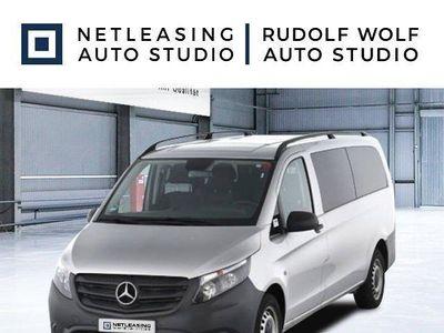 gebraucht Mercedes Vito 116 BT XL Extralang Tourer Pro 2xKlima+Navi