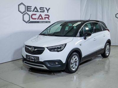 brugt Opel Crossland X 1,2 Innovation *LED-SCHEINWERFER*TEMPOMAT*MULTIF