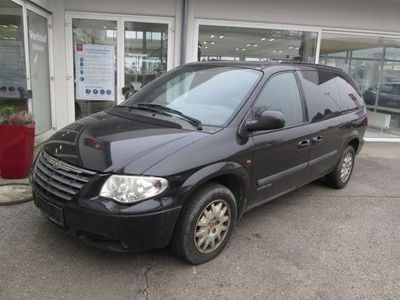 gebraucht Chrysler Grand Voyager 2,5 SE New Business CRD Ds.