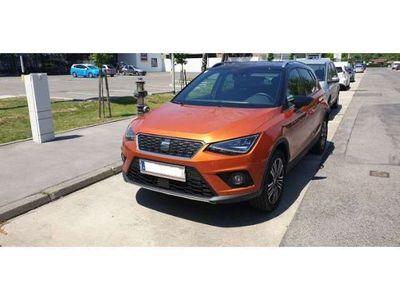 gebraucht Seat Arona 1,0 Eco TSI Xcellence DSG