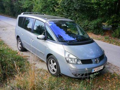 gebraucht Renault Espace Esp.Authentique Panorama.elektr. dCi Aut Authentiq