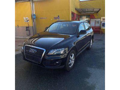 gebraucht Audi Q5 2.0TDI Quattro, Standheizung, Sitzheizung, Tempomat SUV / Geländewagen