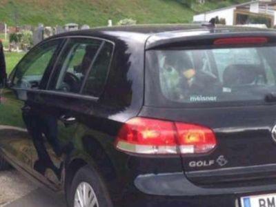 gebraucht VW Golf VI 1,6 TDi KEIN NOTVERKAUF! Klein-/ Kompaktwagen