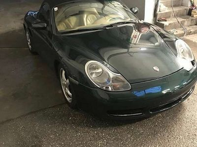 used Porsche Boxster Cabrio / Roadster,