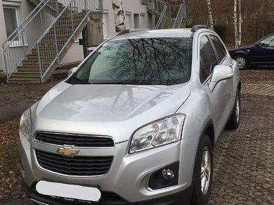 gebraucht Chevrolet Trax 1.7 TD SUV / Geländewagen