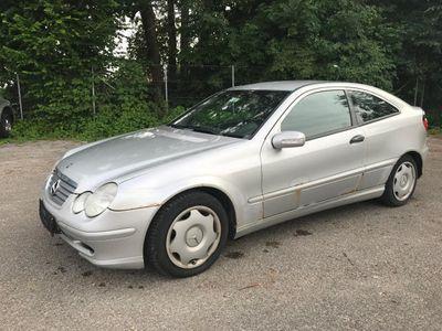 gebraucht Mercedes C220 Coupé CDI