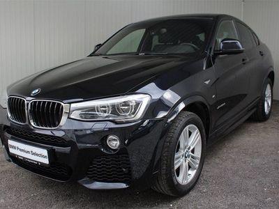 gebraucht BMW X4 xDrive 20d Aut. SUV / Geländewagen,