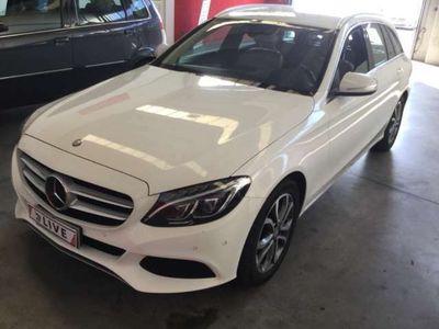 gebraucht Mercedes C220 T BlueTEC AMG Line A-Edition Plus Aut.