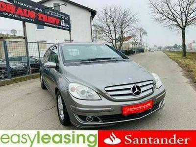 gebraucht Mercedes B200 CDI**Teilleder*Klima**