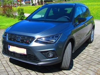gebraucht Seat Arona 1,0 Eco TSI FR Fastlane