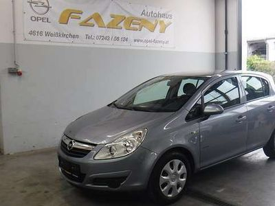 gebraucht Opel Corsa 1,2 Edition