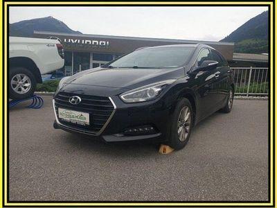 gebraucht Hyundai i40 Premium 1,7 CRDi DCT Start/Stopp Aut.