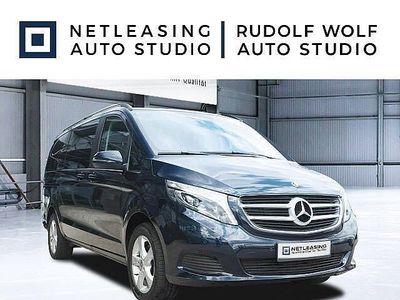 gebraucht Mercedes V250 d Edition 4MATIC lang LED/Park-Assist./BC R-CD