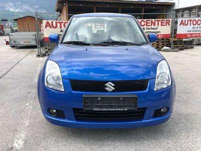 gebraucht Suzuki Swift 1,3 GL 4WD PICKERL ABGELAUFEN