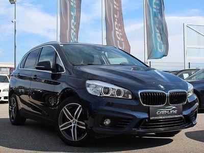 gebraucht BMW 220 Active Tourer d xDrive Sport Line Aut.