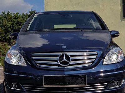 gebraucht Mercedes B200 B-KlasseTurbo Aut. Klein-/ Kompaktwagen