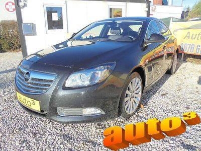 gebraucht Opel Insignia 2,8 V6 Turbo Sport Ecotec Allrad Limousine