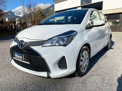 gebraucht Toyota Yaris 1,0 VVT-i Edition45 *Exclusiv-Ausstattung* 2016