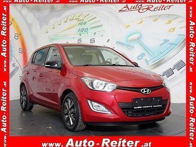 gebraucht Hyundai i20 1,25 Go *KLIMA, TEMPOMAT, ALUFELGEN* Life Go
