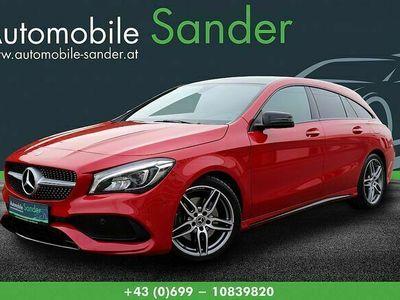 gebraucht Mercedes CLA250 Aut. AMG-SPORT/LED/NAVI