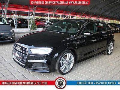 gebraucht Audi A3 Sportback TFSI S-LINE Sportpaket NAVI NP 38950,