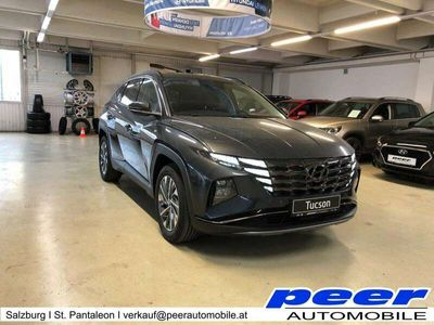 gebraucht Hyundai Tucson Trend Line 1,6 T-GDi 2WD 48V