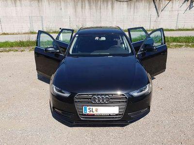 gebraucht Audi A4 Avant 2,0 TDI Style DPF Kombi / Family Van