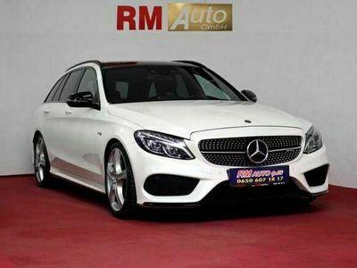 gebraucht Mercedes C43 AMG AMG T 4MATIC Aut.**PANORAMA**19 ZOLL**KREDIT*