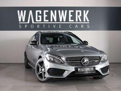 gebraucht Mercedes C43 AMG C-KlasseAMG (C450) T 4MATIC Aut. PERFORMANCE-SITZE... Kombi / Family Van