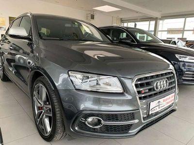 gebraucht Audi SQ5 plus 3,0 TDI quattro Tiptronic ERSTBESITZ