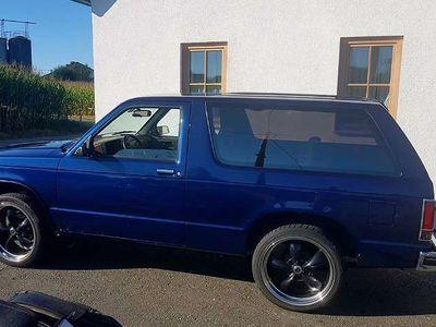 gebraucht Chevrolet Blazer S10Klein-/ Kompaktwagen