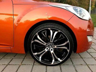 gebraucht Hyundai Coupé Veloster 1,6 GDI Sport Plus Sportwagen /