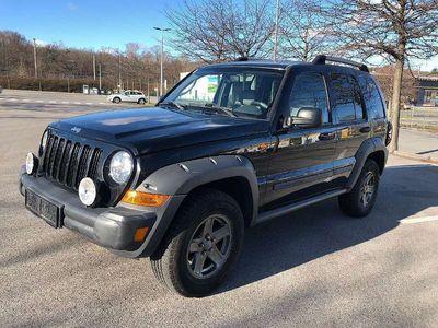 gebraucht Jeep Cherokee 2,8 Renegade CRD TD Aut. Leder SUV / Geländewagen,