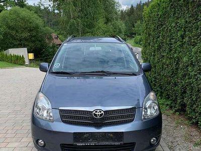 gebraucht Toyota Corolla Verso VersoKlein-/ Kompaktwagen