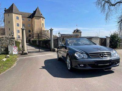 gebraucht Mercedes CLK200 1,8L Avantgarde