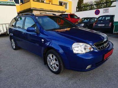 gebraucht Chevrolet Nubira Kombi 2,0 TCDi SX