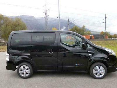 gebraucht Nissan e-NV200 Evalia Tekna 40kwh 7Plätzer Vorführwagen