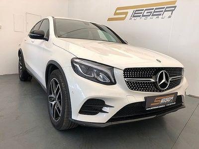 gebraucht Mercedes GLC250 d 4MATIC AMG-Line