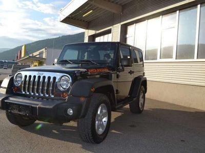 gebraucht Jeep Wrangler Mountain 2,8 CRD Aut.